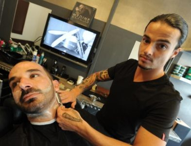 Au Havre, le retour new look du barbier